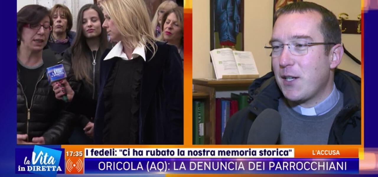 Don Andrea, prete di Oricola