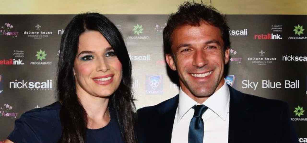 Sonia Amoruso, ex moglie Alex del Piero