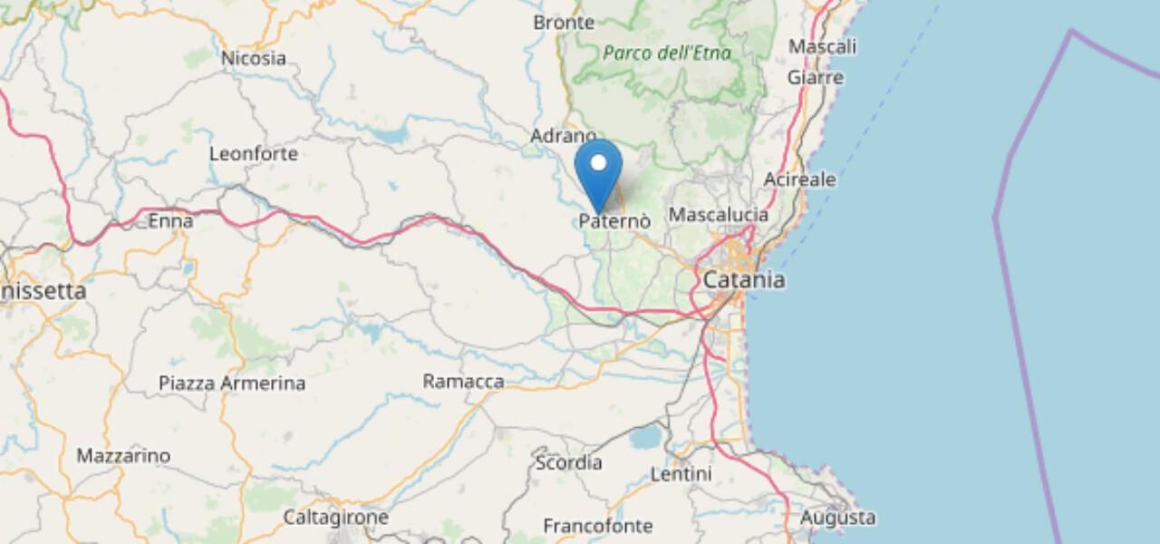 terremoto catania 11 maggio 2019