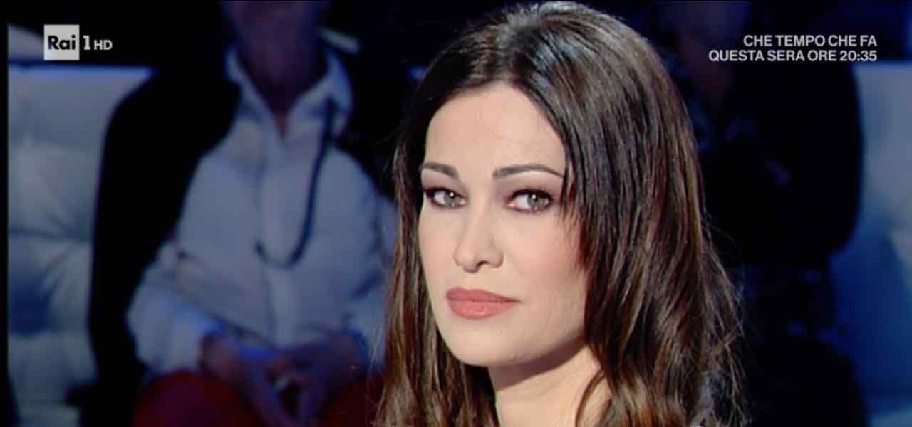 Manuela Arcuri, Domenica In