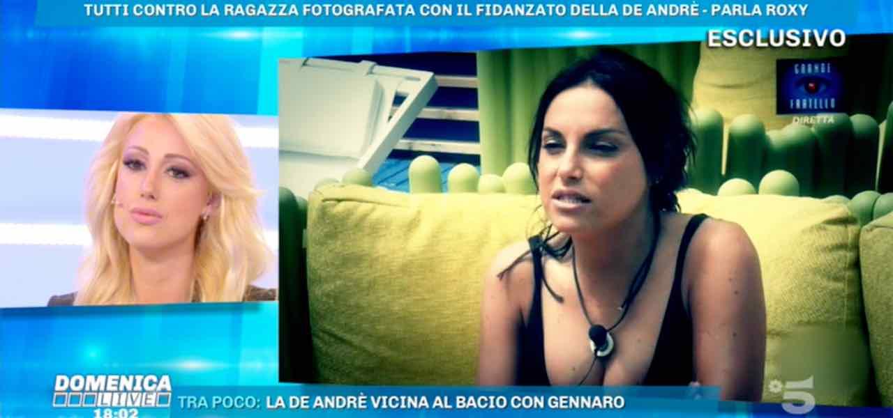 Rosi Roxy Zamboni, amante Giorgio Tambellini