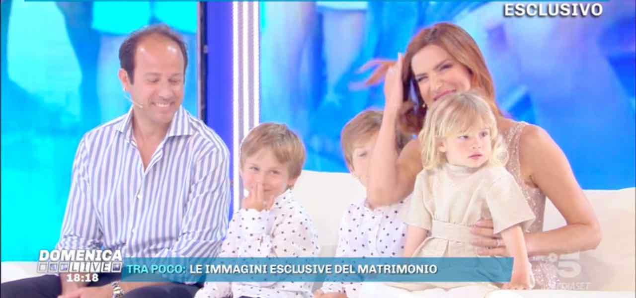 Veronica Maya e Marco Moraci, Domenica Live
