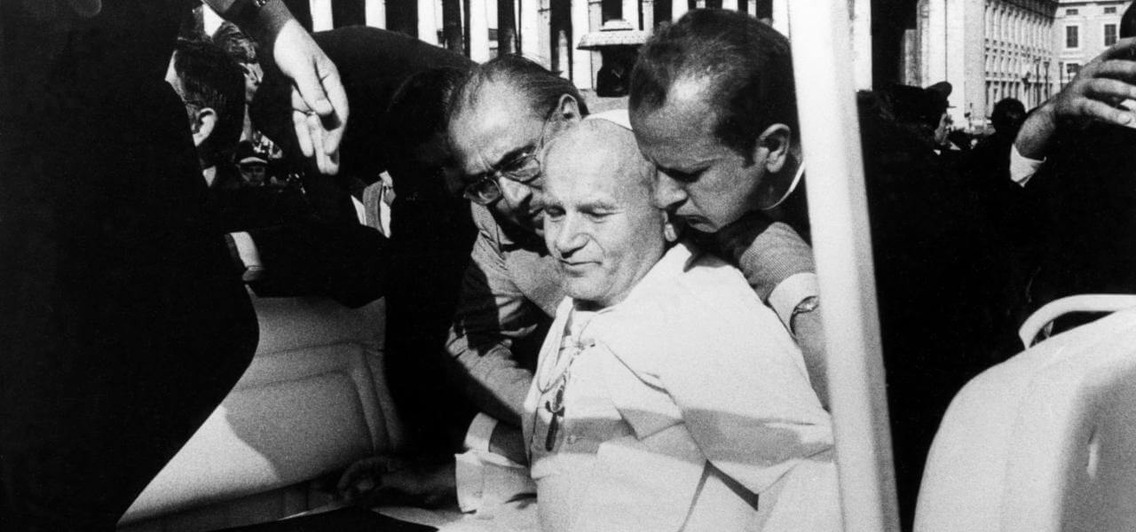 Attentato a Papa Giovanni Paolo II