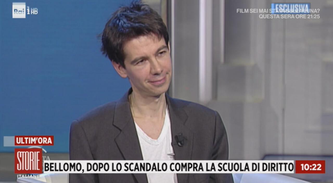 Francesco Bellomo, Storie Italiane