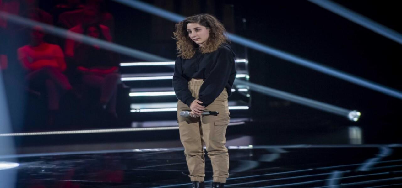 giorgia incatasciato the voice of italy