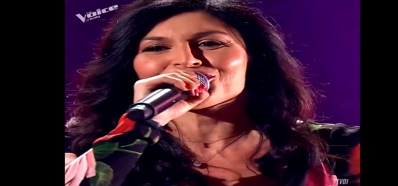 giusy ferreri the voice of italy