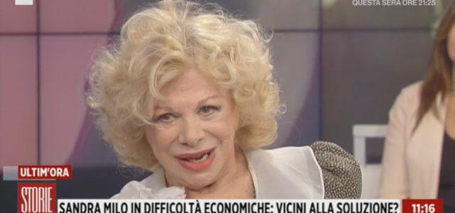 Sandra Milo a Storie Italiane
