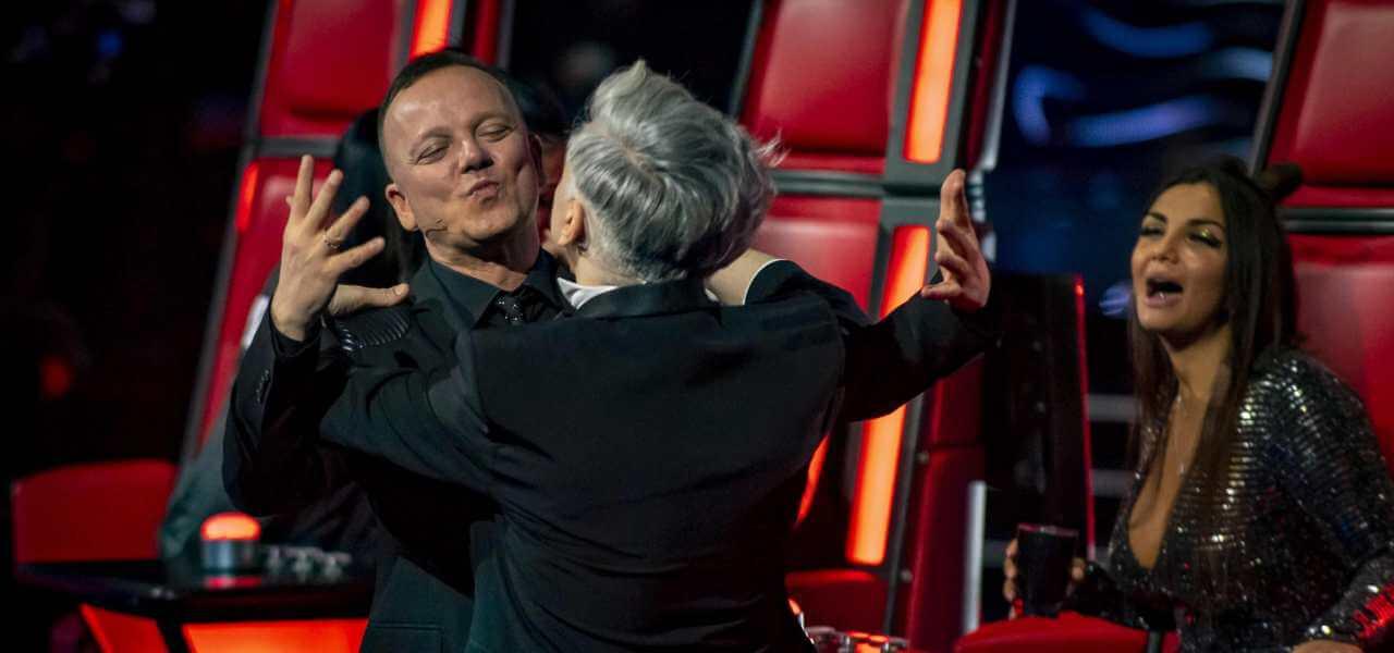 Gigi D'Alessio e Morgan