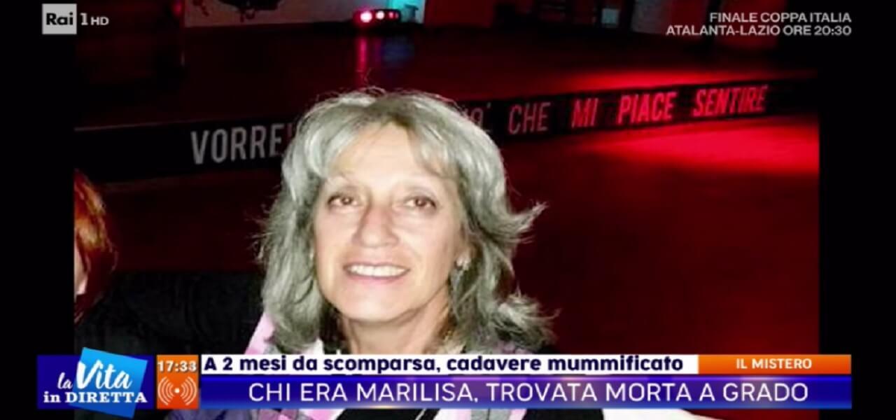 Grado, Marilisa Sardelli (La vita in diretta)