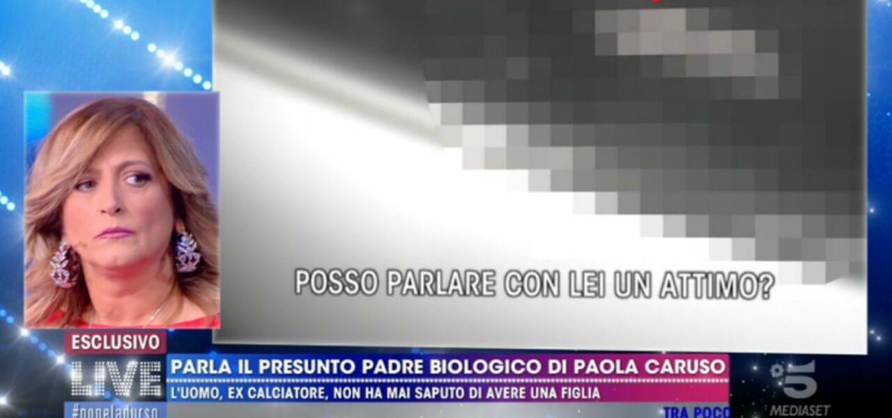 Padre biologico Paola Caruso: chi è?/ Ex calciatore Catanzaro ...