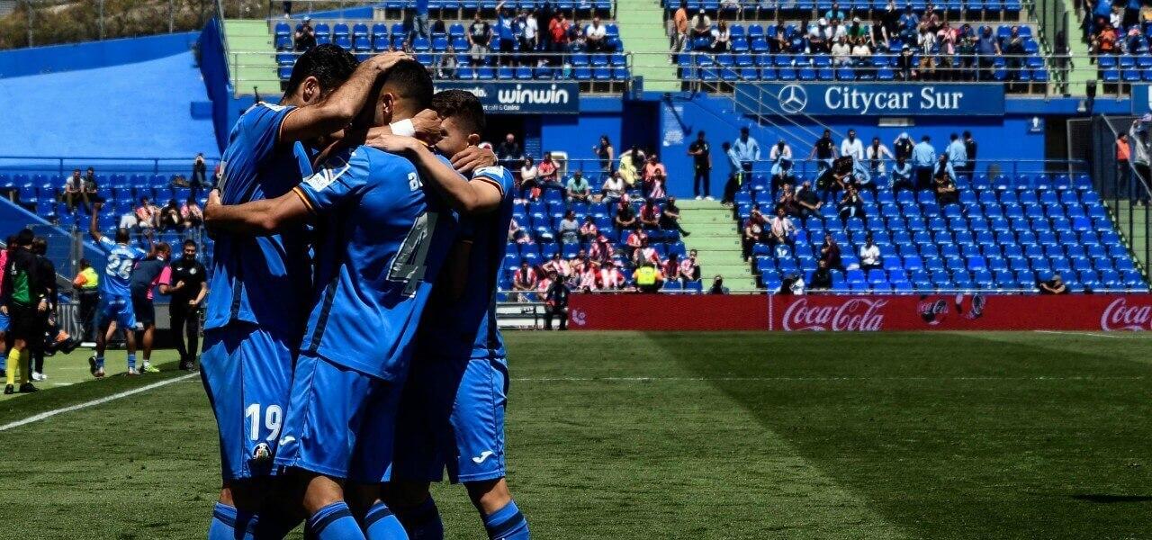 Getafe blu gol lapresse 2019