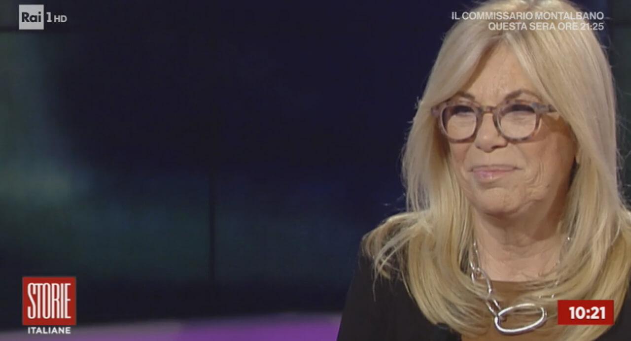 Rita Dalla Chiesa a Storie Italiane
