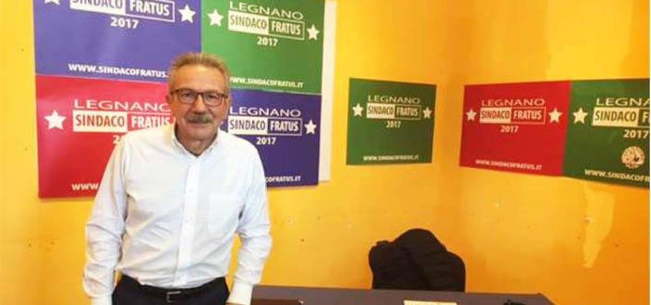Gianbattista Fratus, sindaco di Legnano