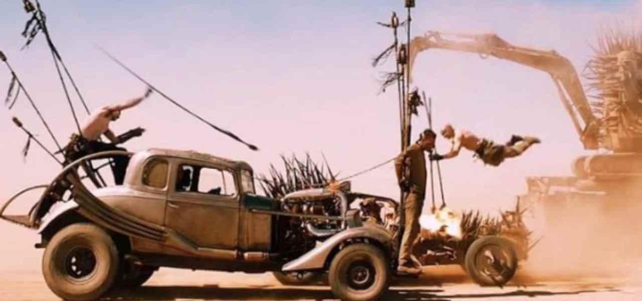 Mad Max: Fury Road, Italia 1/ Una saga che ha fatto la storia dell ...