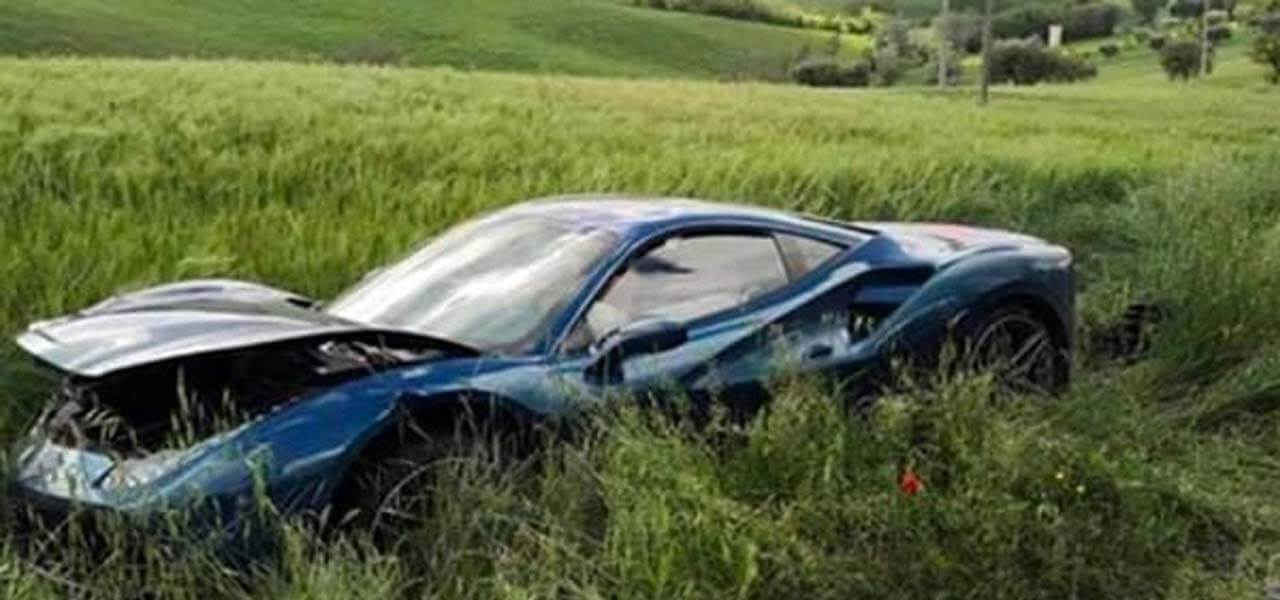 Mille Miglia 2019: incidente tra due Ferrari