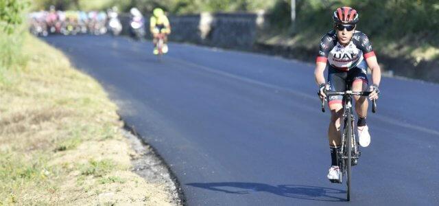 Valerio Conti Giro d'Italia