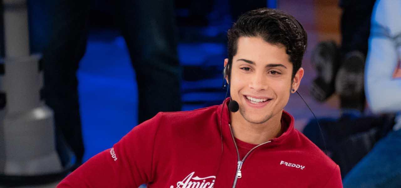 Rafael, ballerino di Amici 18
