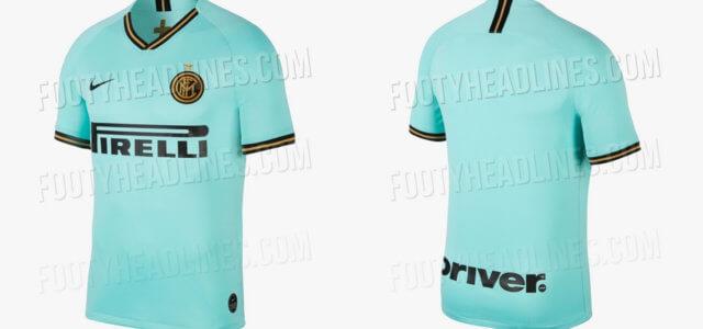 Nuova maglia Inter 2020