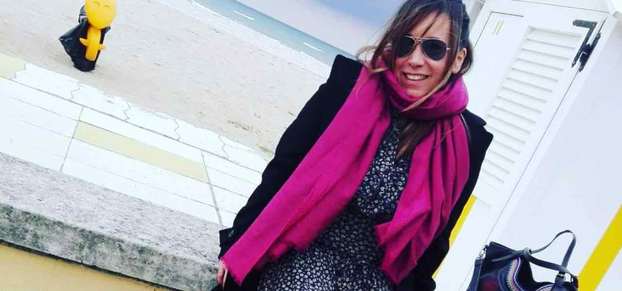 Raffaella Ponzo, compagna Gigi Sabani