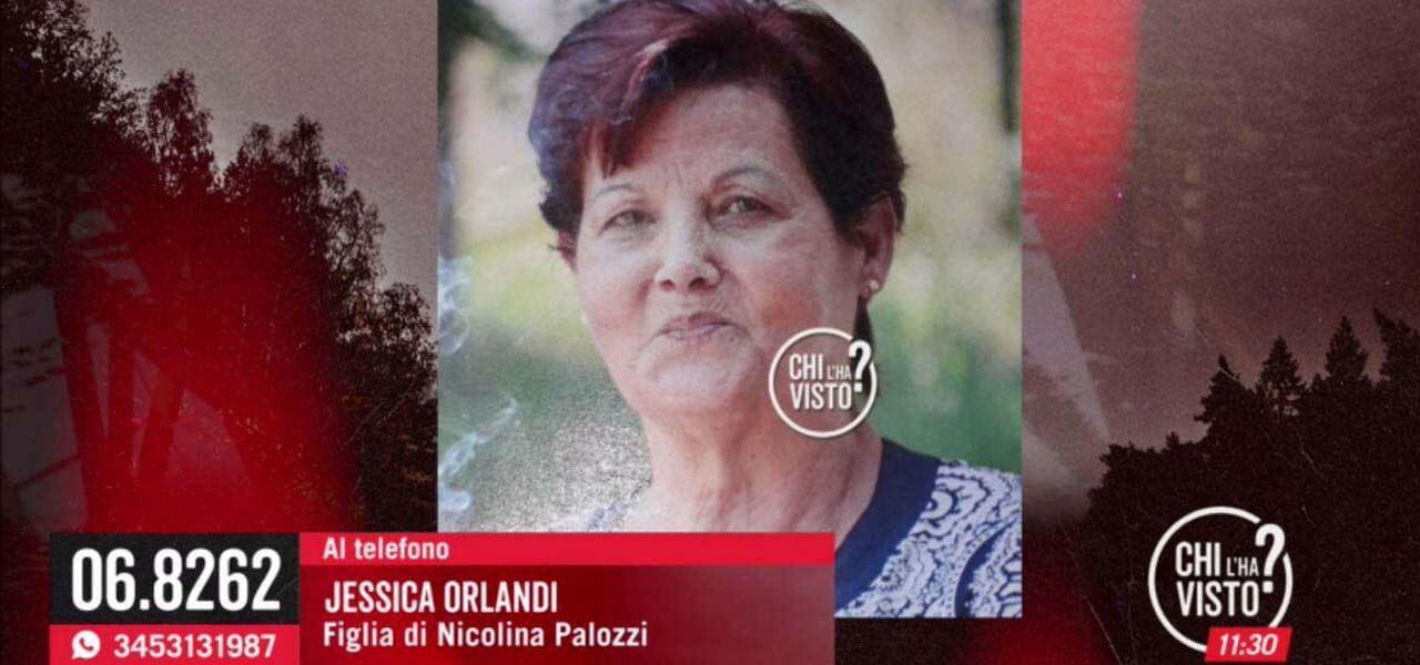 "Nicolina ""Silvana"" Palozzi scomparsa"