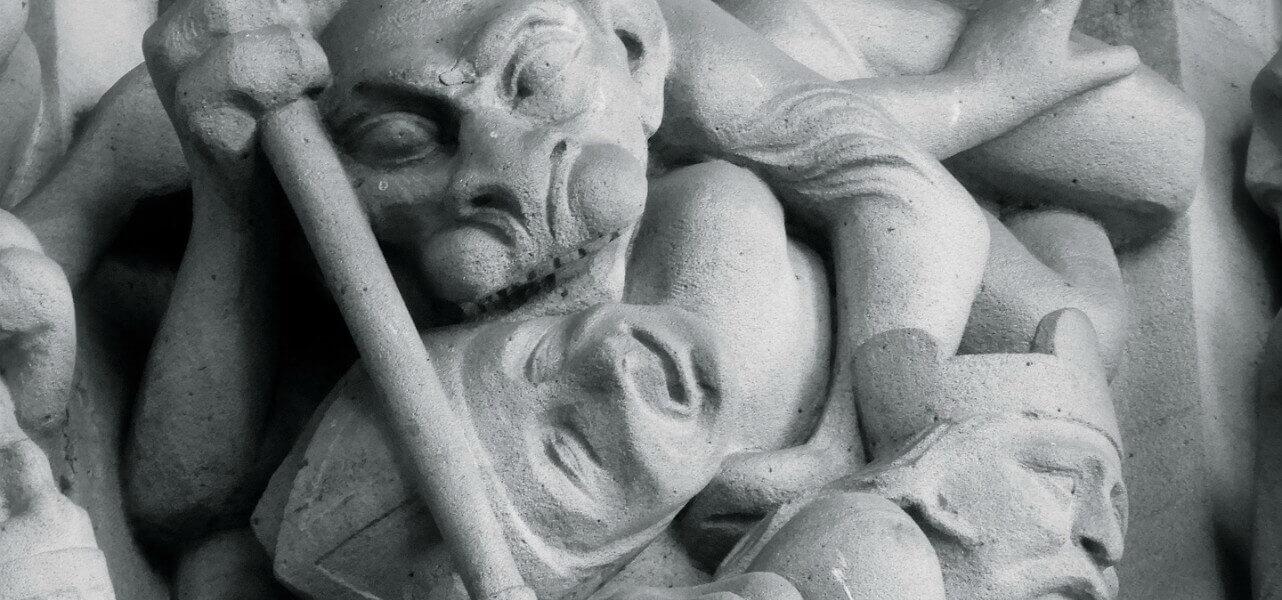 medioevo fede saintechapelle parigi arte1280