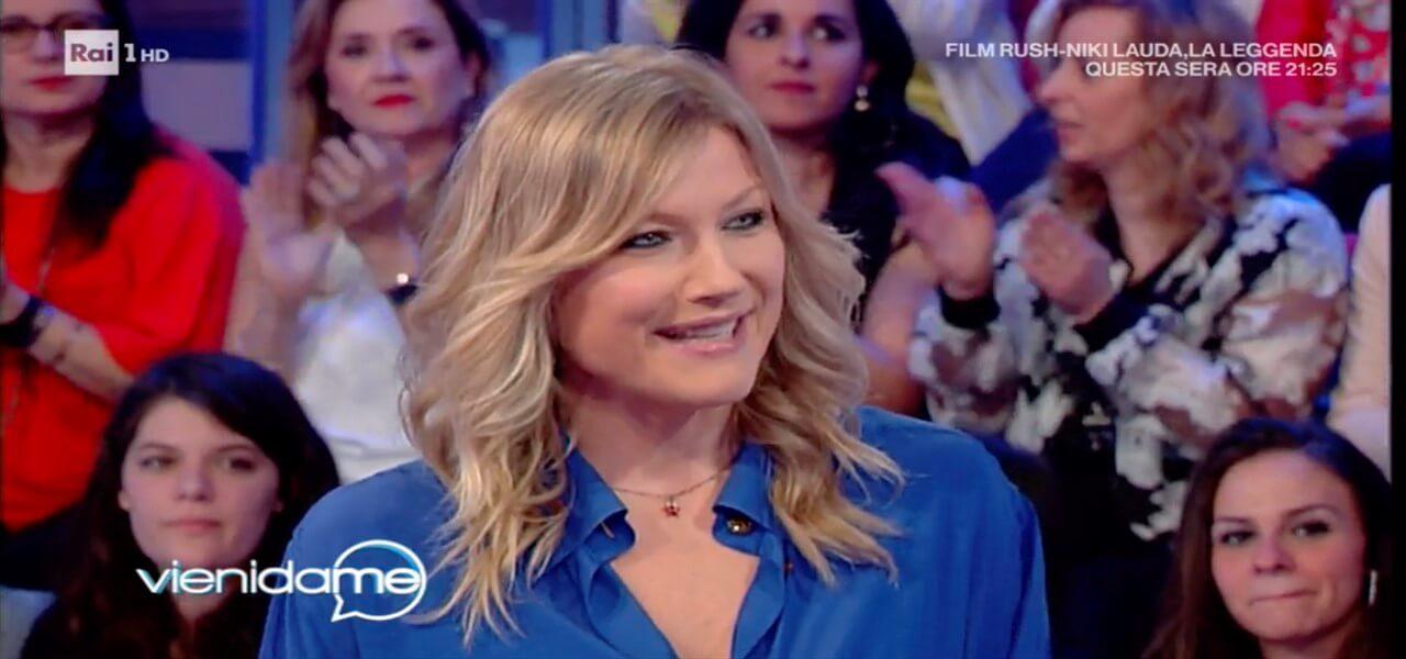 """Natasha Stefanenko/ E il marito Luca Sabbioni """"Mai una crisi perché ..."""