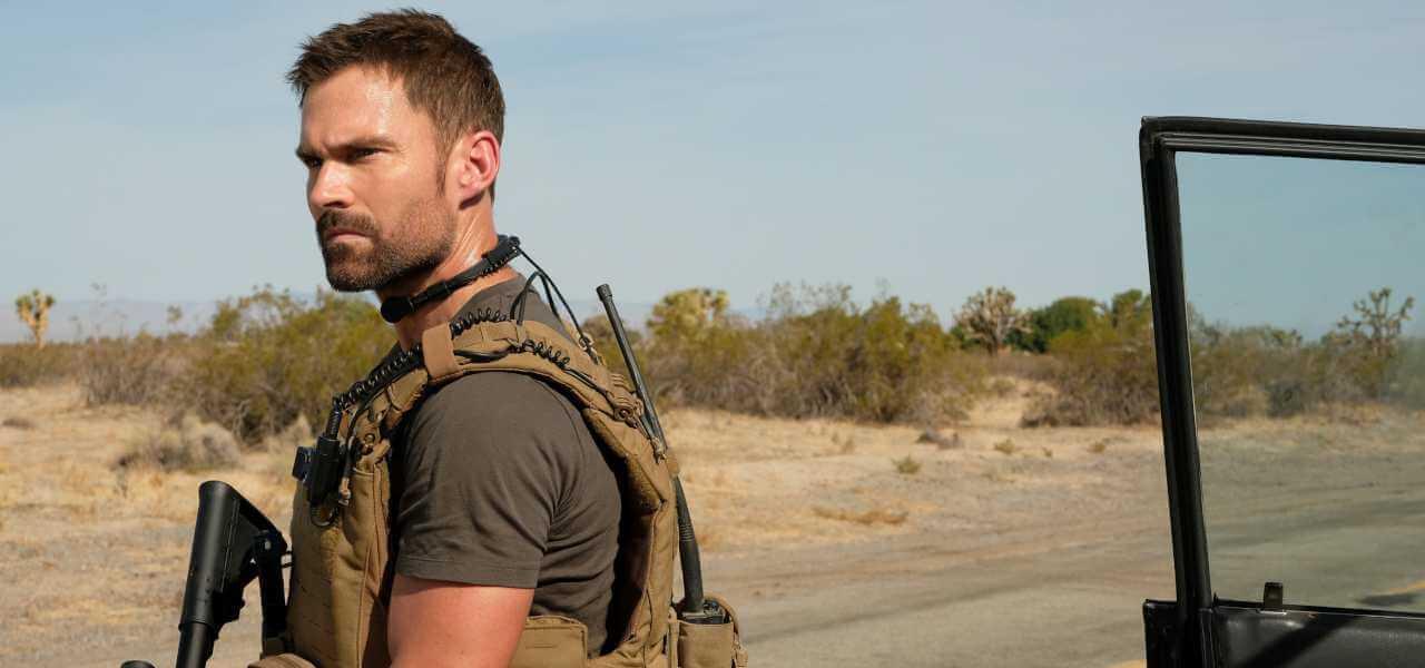 Seann William Scott nella terza stagione di Lethal Weapon
