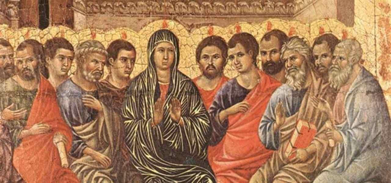 pentecoste 2019 iconografia