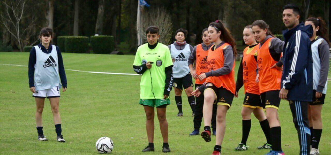 Argentina calcio femminile lapresse 2019