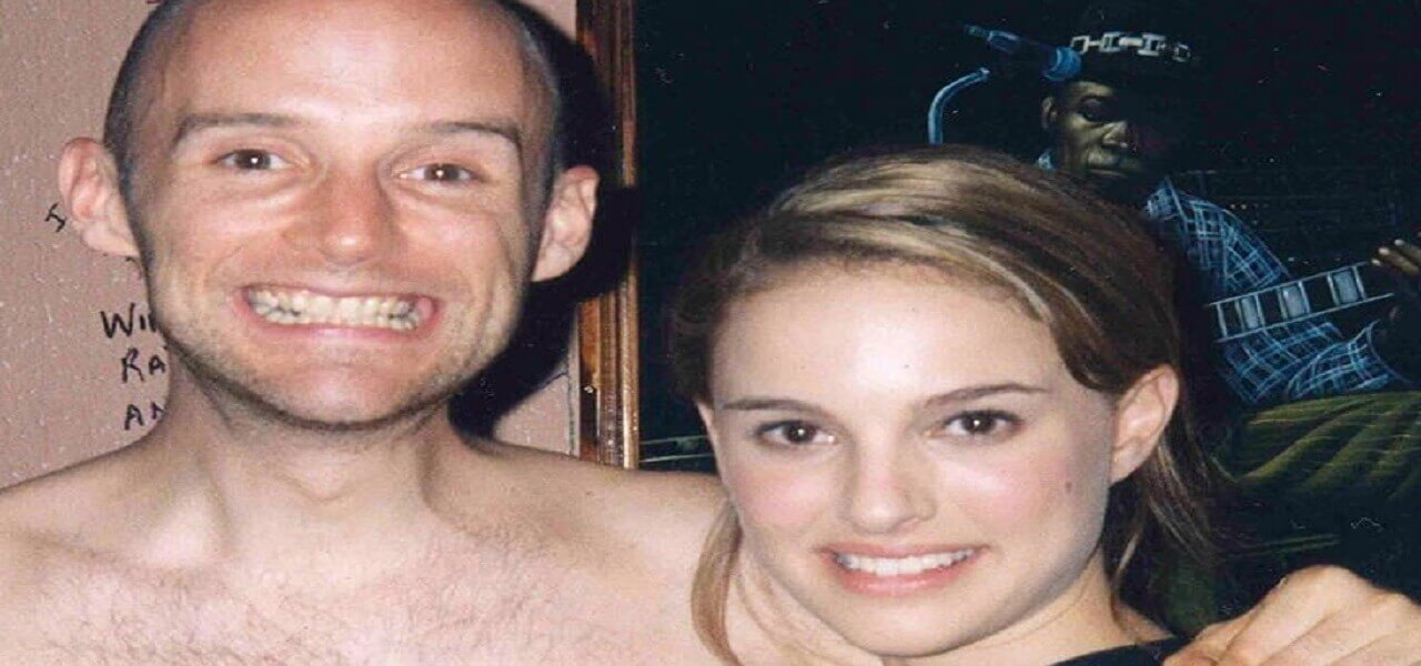 Natalie Portman e Moby