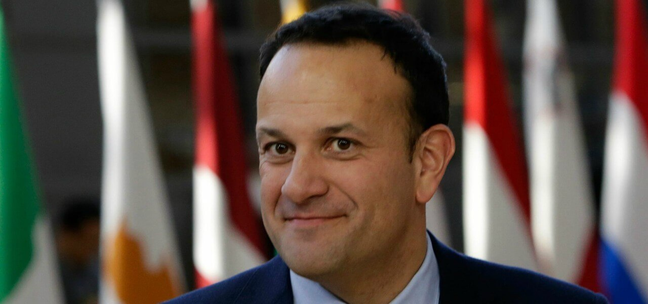 leo varadkar primo ministro irlanda 2019 lapresse
