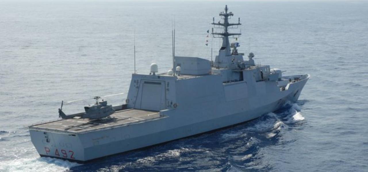 Nave Bettica della Marina Militare