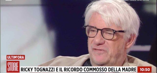 Ricky Tognazzi a Storie Italiane
