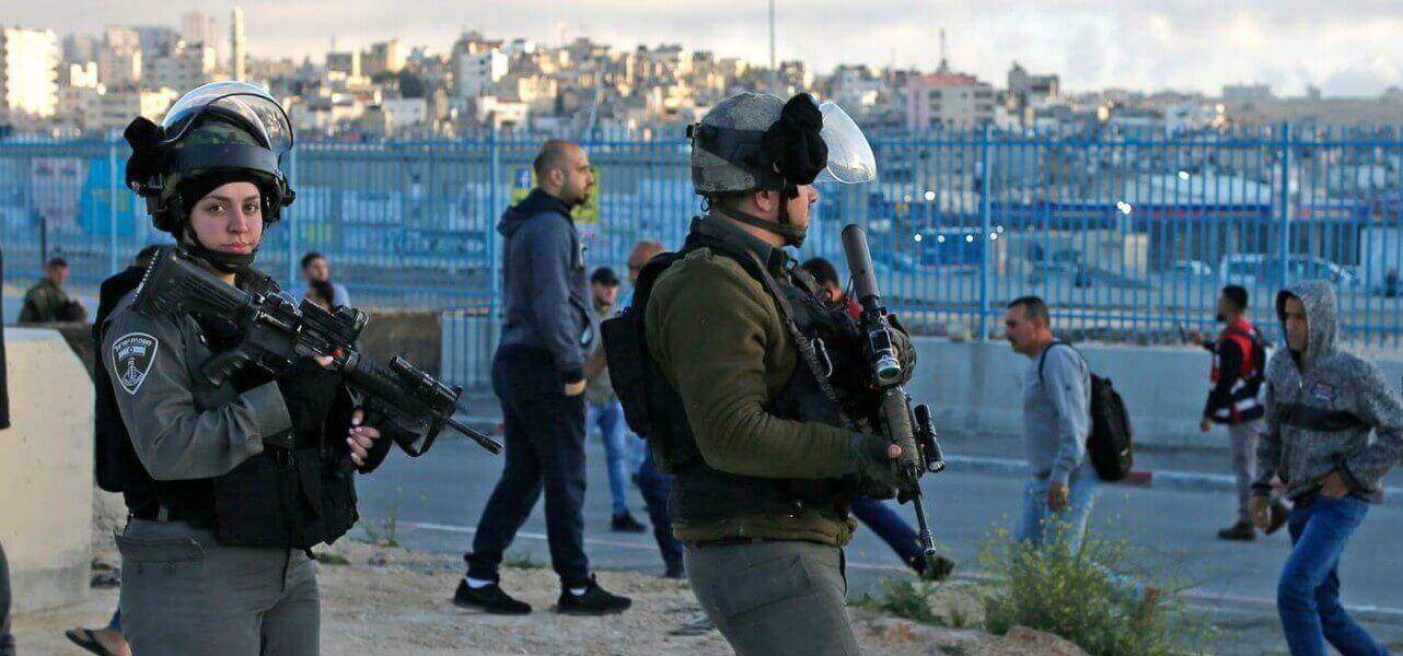israele palestina cisgiordania 1 lapresse1280