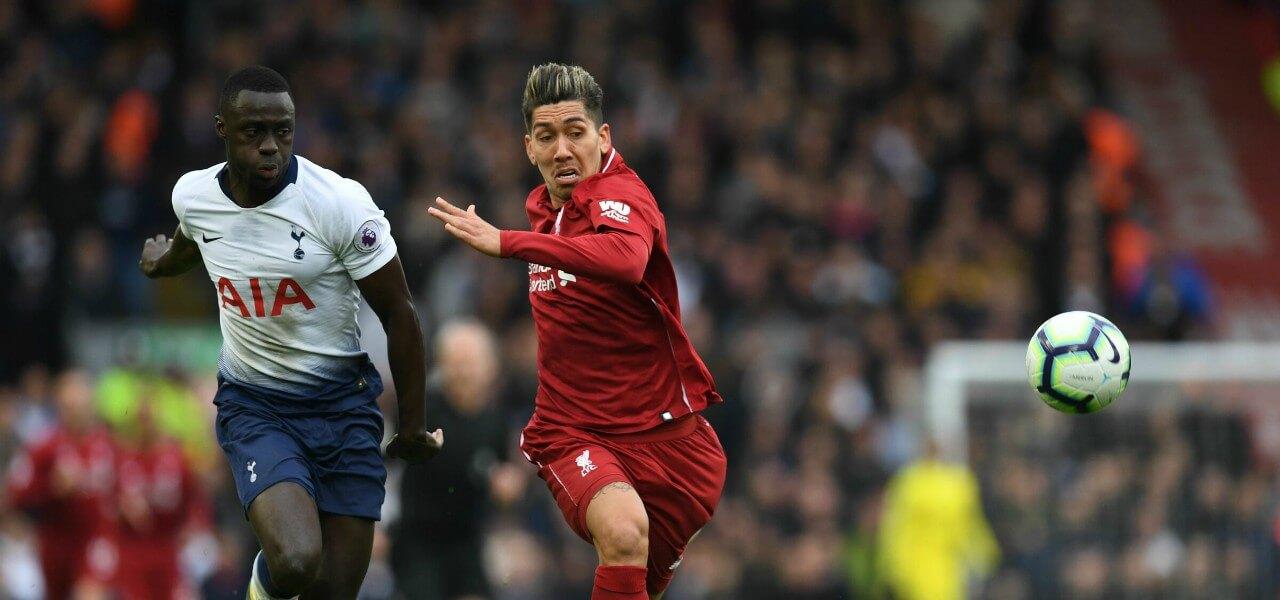 Sanchez Firmino Tottenham Liverpool lapresse 2019