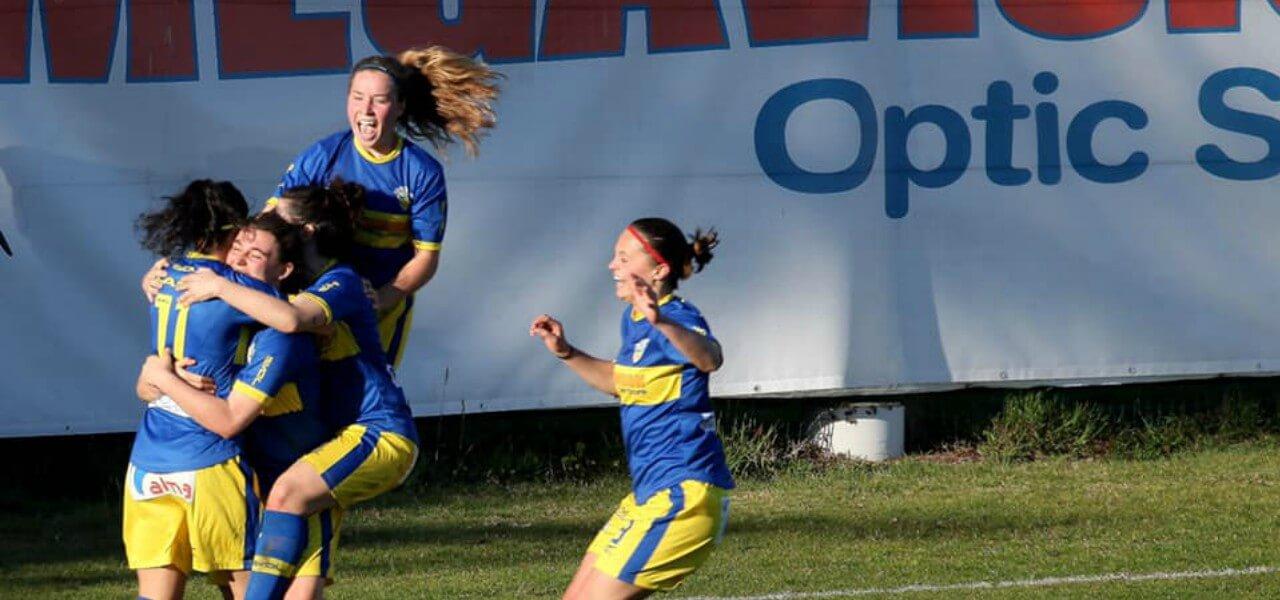 Tavagnacco calcio femminile gol lapresse 2019