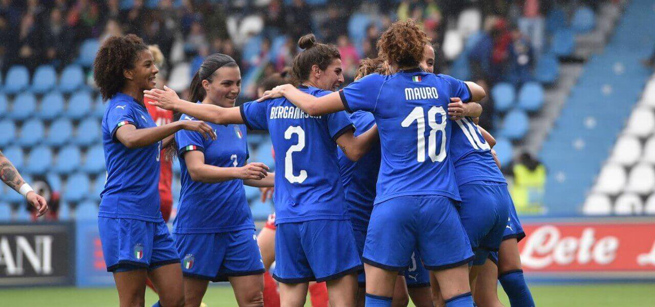 risultati Italia femminile