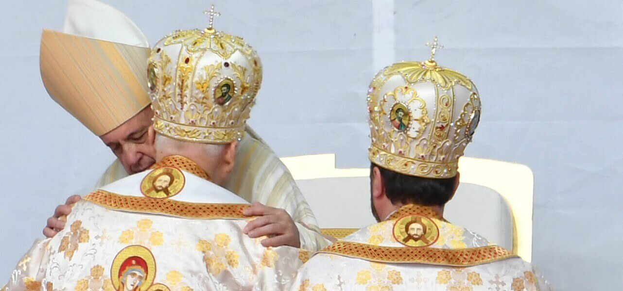 papa francesco 3 romania lapresse1280