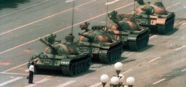 Piazza Tienanmen in Cina