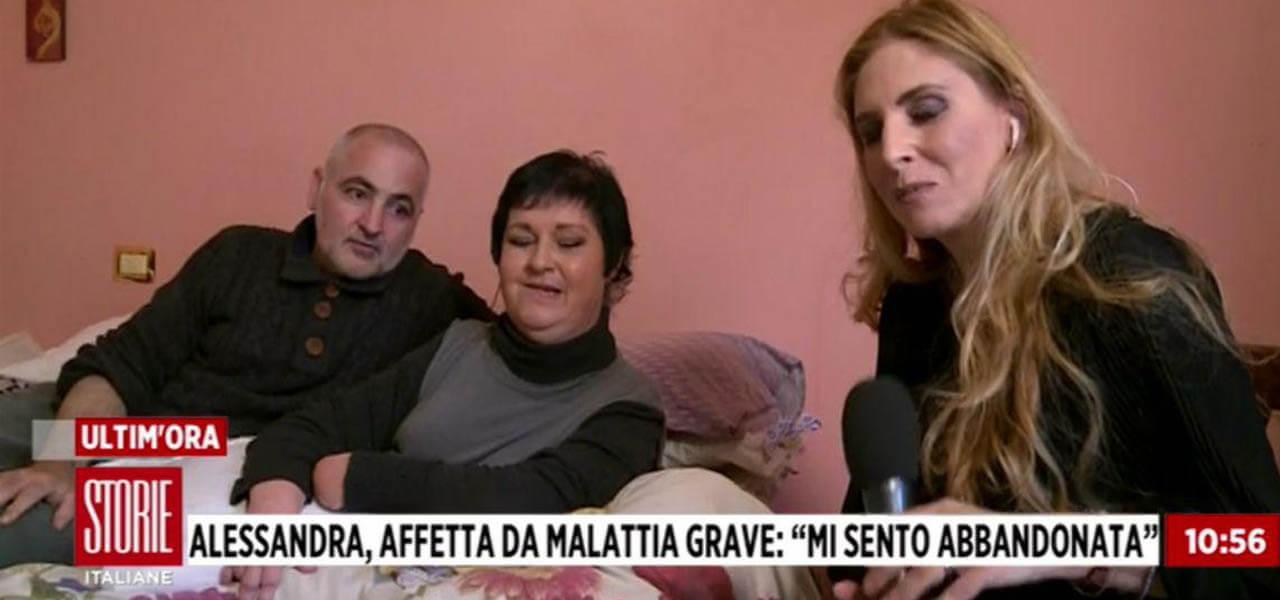 alessandra incoronato storie italiane