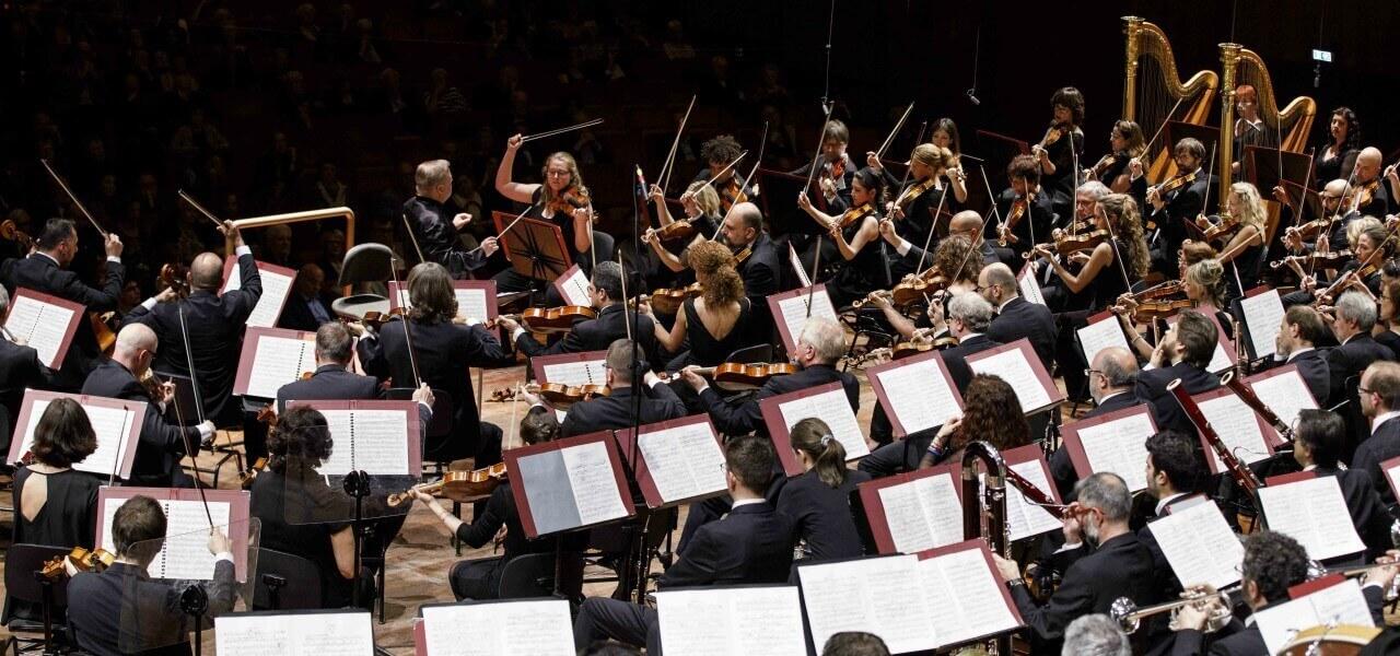 orchestra mahler