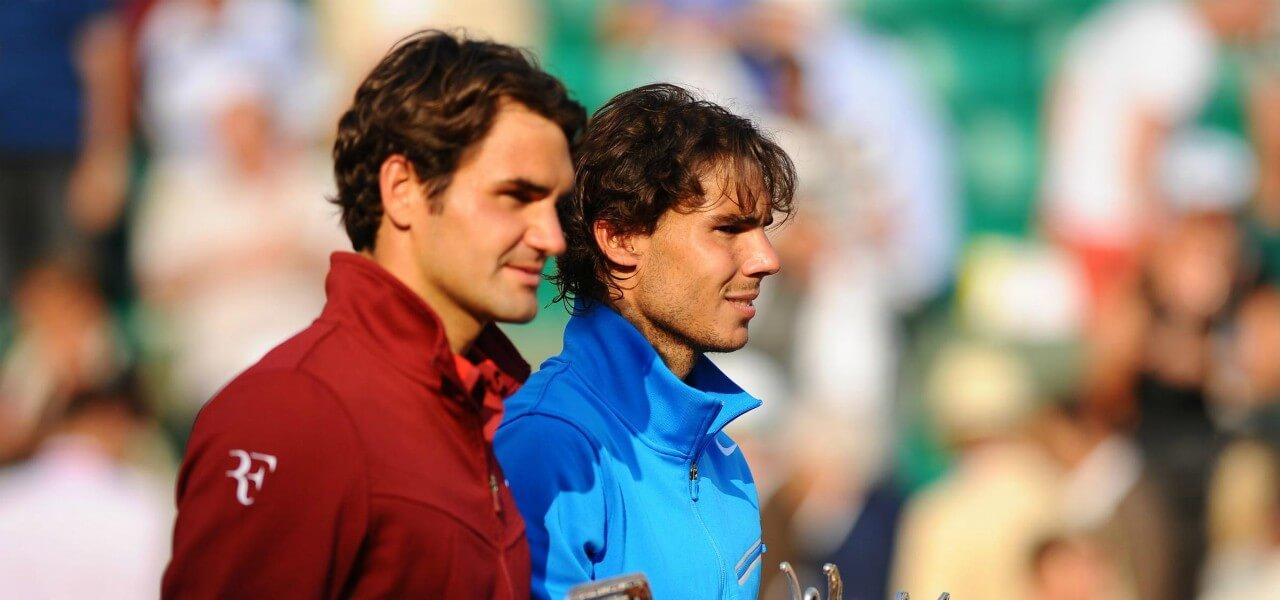 Federer Nadal Roland Garros lapresse 2019