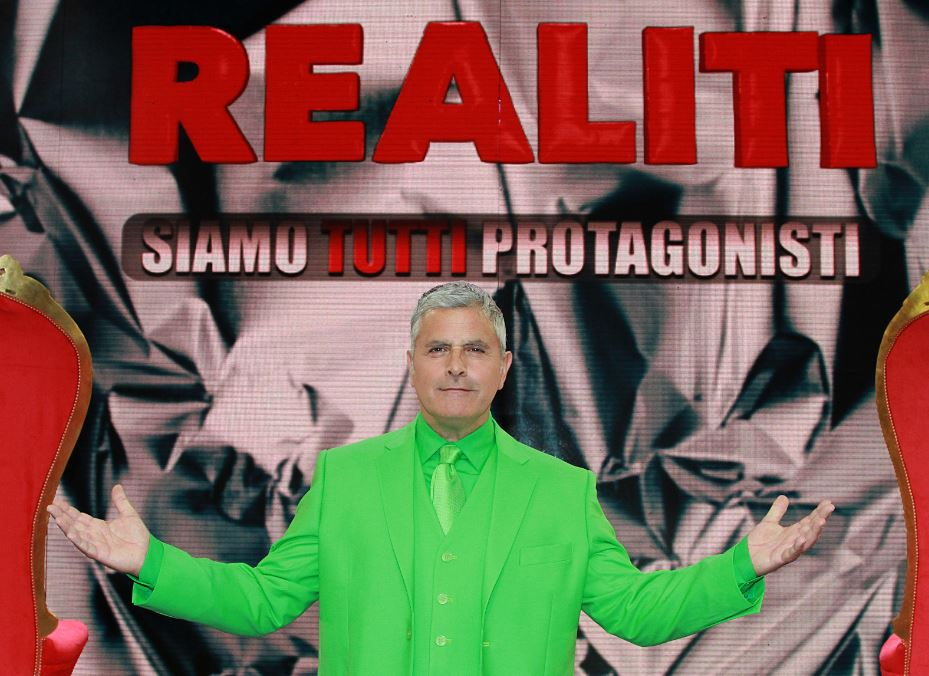 Enrico Lucci conduce Realiti