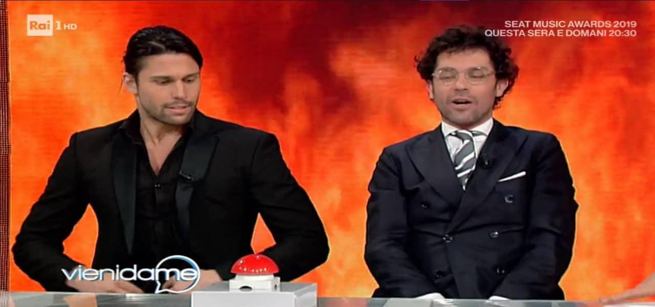 Luca Onestini e Raffaello Tonon min