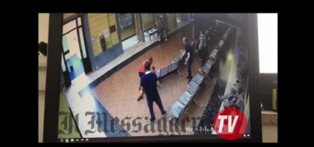 aggressione roma