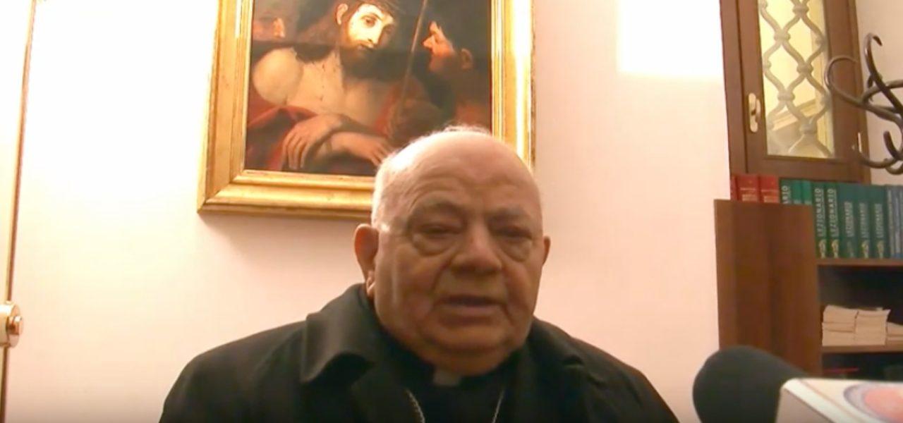 Cardinal Elio Sgreccia