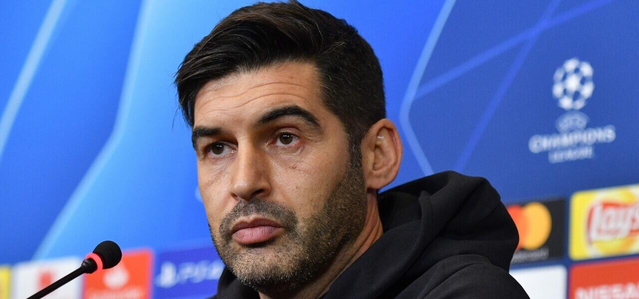 fonseca allenatore roma