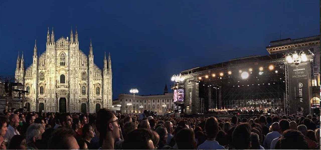 Filarmonica della Scala a Milano