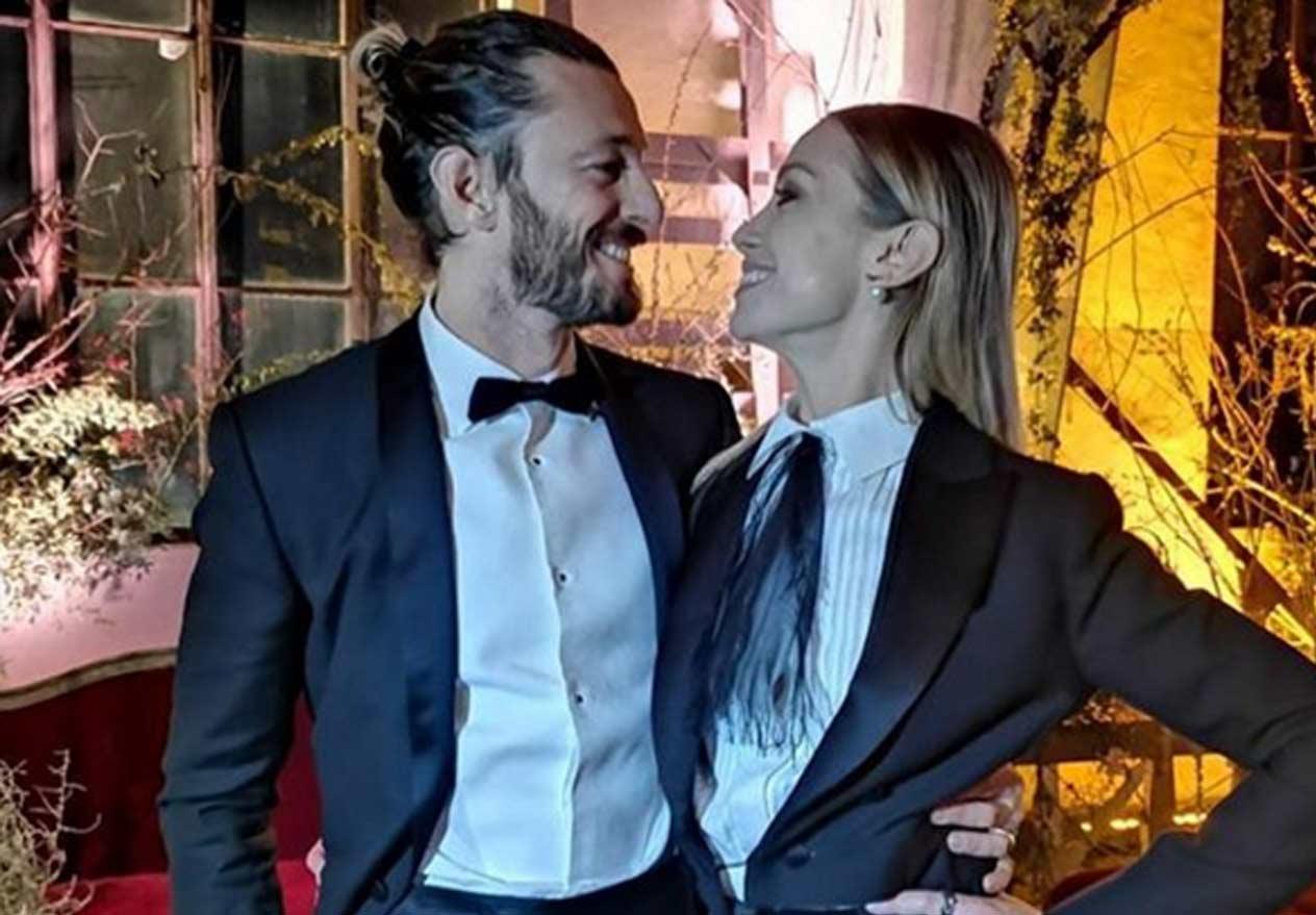 Federico Balzaretti con la moglie, Eleonora Abbagnato (Instagram)