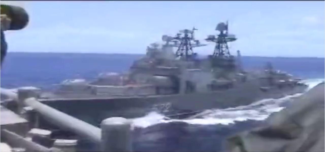 navi guerra usa russia mar cinese